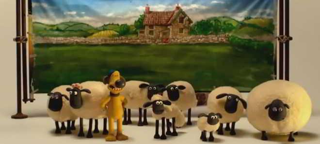 'A Ovelha Choné - O Filme': Primeiro trailer português