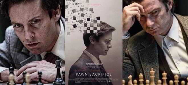 Assista ao primeiro trailer da história real 'Pawn Sacrifice'