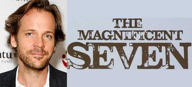 Peter Sarsgaard vai ser o vilão no remake de 'Os Sete Magníficos'