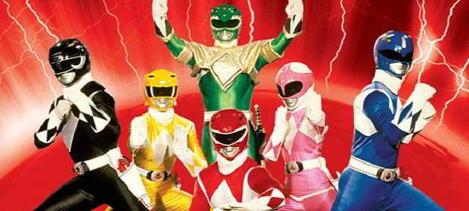 Lionsgate adiou a data de estreia do reboot de 'Power Rangers'