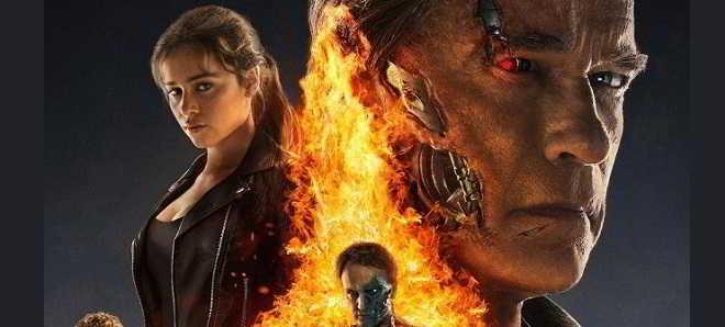 'Exterminador: Genisys': Foi divulgado um novo poster