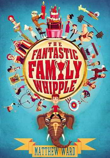 The Fantastic Family Whipple_capa