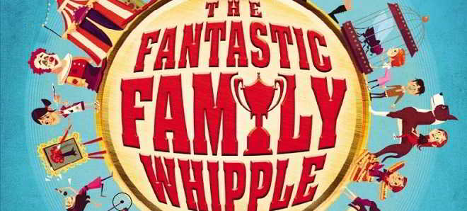The Fantastic Family Whipple_movie