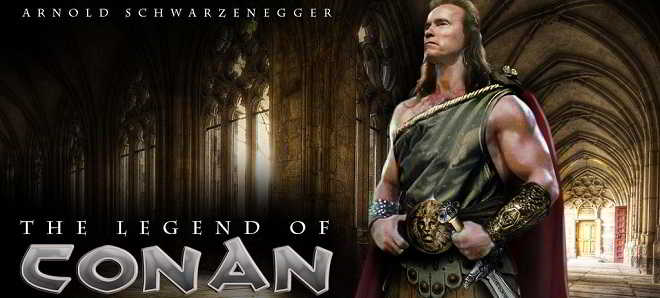 The Legend of Conan_Schwarzenegger