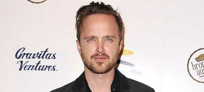 Aaron Paul vai protagonizar o thriller 'The Parts You Lose'
