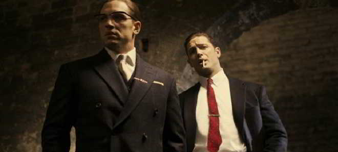 Trailer do drama criminal 'Legend' protagonizado por Tom Hardy