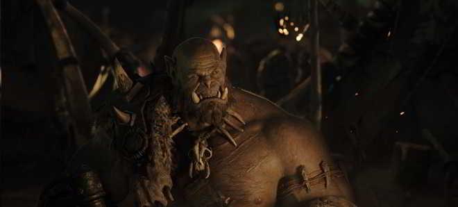'Warcraft': Divulgada as primeiras imagens do orc Orgrim Doomhammer