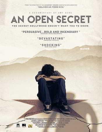 an open secret_poster
