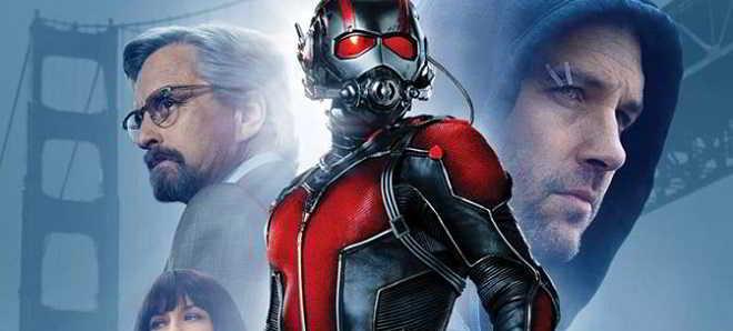 Marvel divulgou o novo poster nacional de 'Homem-Formiga'