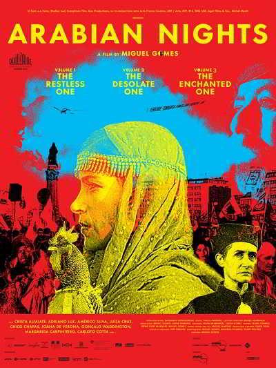 arabians nights_poster