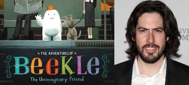 Jason Reitman vai escrever e realizar a animação adaptada de 'Beekle'