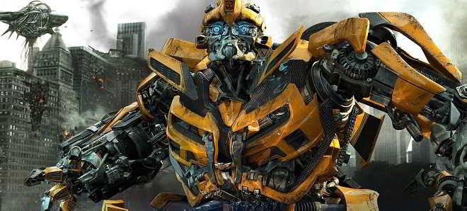 'Transformers': Hasbro tem em mente projeto a solo de Bumblebee