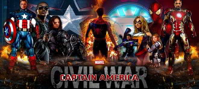 'Captain America: Civil War': Revelada a sinopse e o elenco oficial