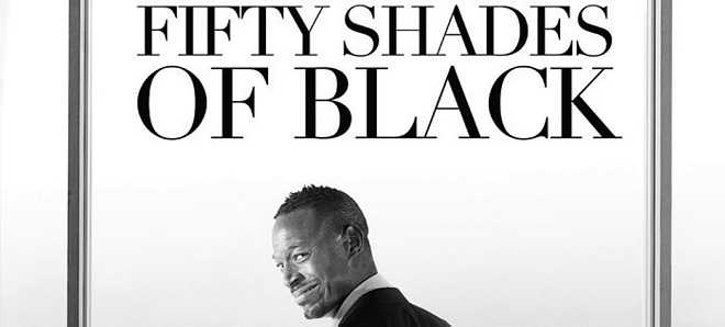 'As Cinquenta Sombras de Grey' vai ser convertida na comédia 'Fifty Shades of Black'
