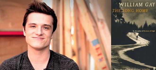 Josh Hutcherson confirmado no elenco de 'The Long Home'