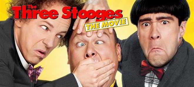 Anunciada a sequência do filme de 2012 'Os Três Estarolas'