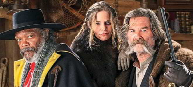 Primeira imagem do western de Quentin Tarantino 'The Hateful Eight'