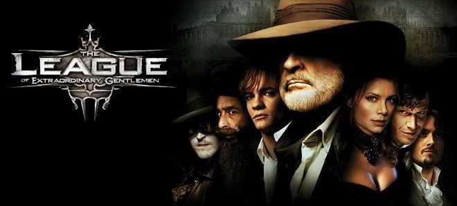 Fox prepara um reboot de 'Liga de Cavalheiros Extraordinários'