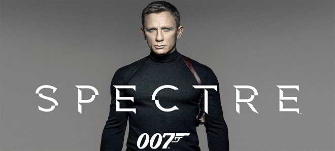Assista ao novo spot televisivo de '007 - Spectre'