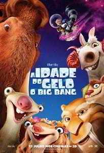 A IDADE DO GELO: O BIG BANG