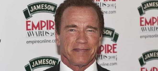 '478' é o título do novo projeto de Arnold Schwarzenegger