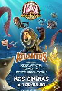 AS AVENTURAS DE MAX: ATLANTOS