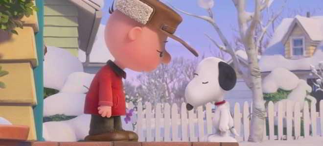 Novo trailer em português de 'Snoopy e Charlie Brown - Peanuts: O Filme'