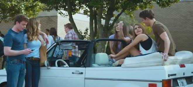 Assista ao novo trailer oficial de 'Cidades de Papel'