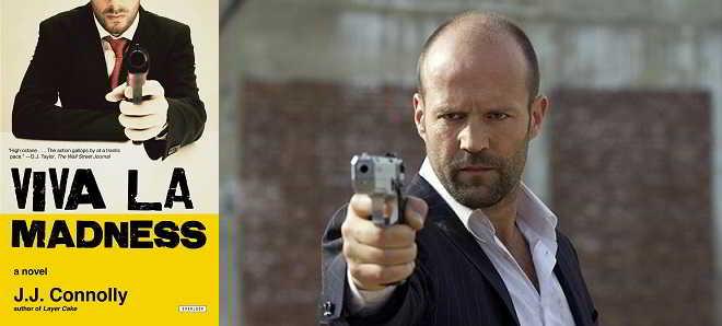Jason Statham vai produzir e protagonizar 'Viva La Madness'