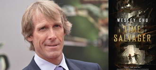 Michael Bay vai realizar a adaptação de 'Time Salvager'