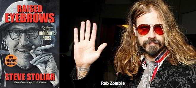 Rob Zombie vai realizar uma cinebiografia sobre o ator Groucho Marx