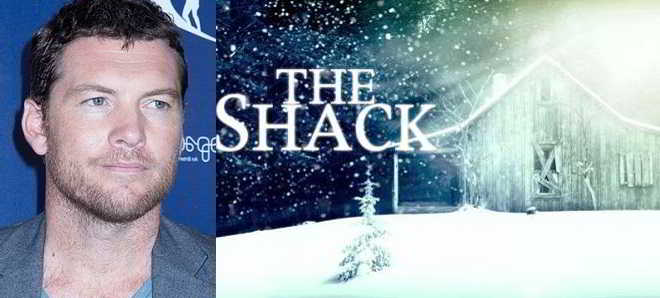 Sam Worthington lidera elenco da adaptação do drama 'The Shack'