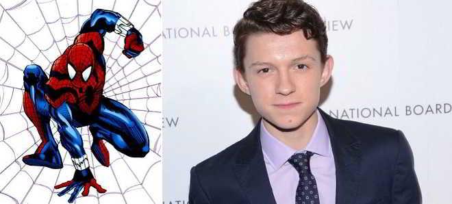 Tom Holland vai protagonizar o reboot de 'Homem-Aranha'