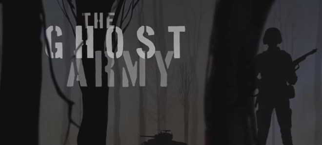 The Ghost army_cooper