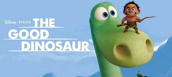 The Good Dinosaur_poster e trailer
