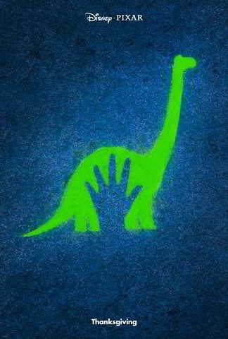 The Good Dinosaur_poster