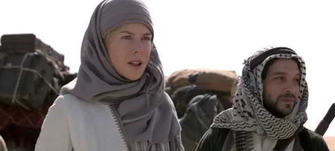 Primeiro trailer de 'Queen of the Desert' do realizador Werner Herzog