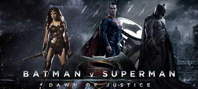 Revelada a sinopse oficial de 'Batman Vs Superman: O Despertar da Justiça'