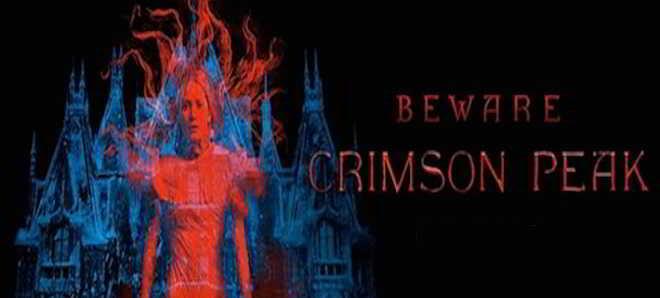 Veja quatros posters individuais de 'Crimson Peak: A Colina Vermelha'