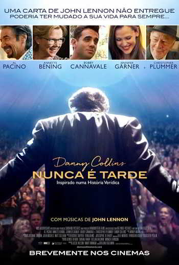 danny collins_poster