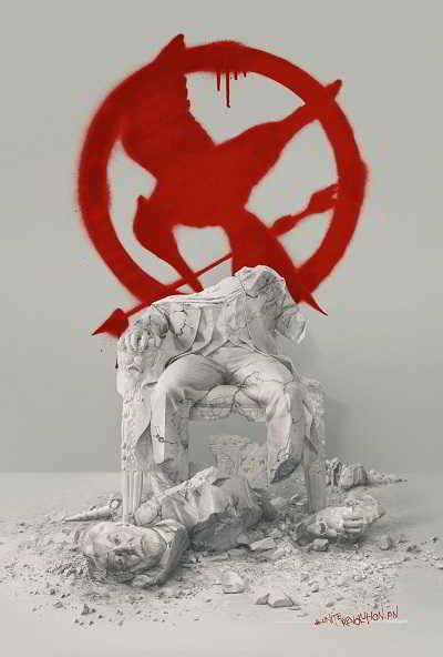 he Hunger Games A Revolta-novo poster