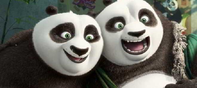 Divulgadas as primeiras imagens da animação 'O Panda do Kung Fu 3'