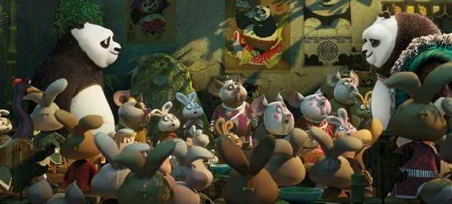 Trailer em português da animação 'O Panda do Kung Fu 3'