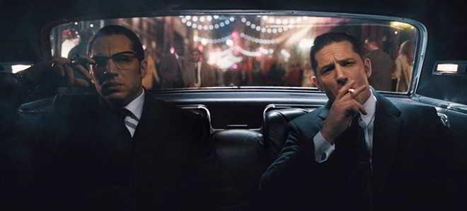 Tom Hardy protagoniza gémeos mafiosos Kray no trailer de 'Legend'