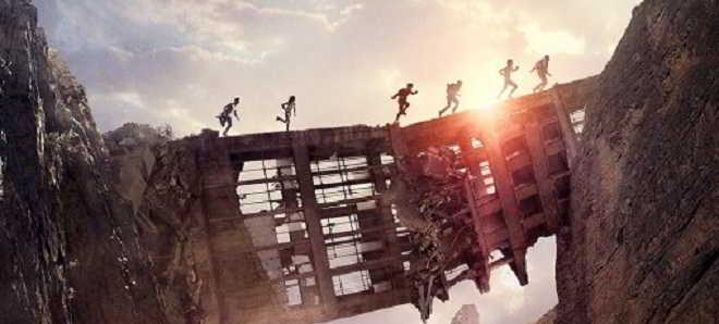 Novo poster nacional de 'Maze Runner - Provas de Fogo'