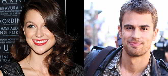 Melissa Benoist confirmada e Theo James desejado no drama 'The Oxford'