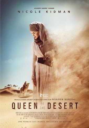 novo poster queen of desert