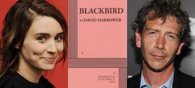 Rooney Mara e Ben Mendelsohn juntos na adaptação de 'Blackbird'