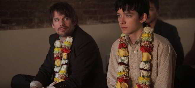 Assista ao trailer de 'Ten Thousand Saints' com Asa Butterfield