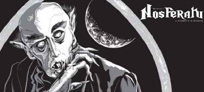 'Nosferatu, o Vampiro': Clássico do cinema mudo vai ter uma nova versão